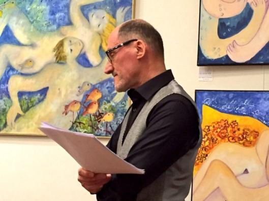 Il poeta Franco Canavesio